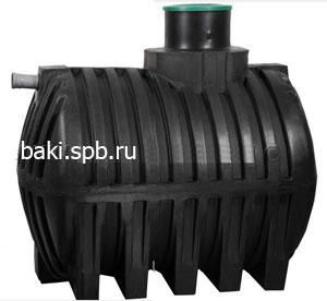 baki.spb.ru - Емкость для воды подземная Aquastore 5