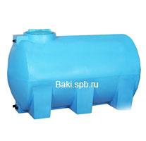 Емкости для воды ATH черные  от производителя baki.spb.ru