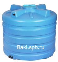 Емкости для воды ATV B и BW черные синие от производителя baki.spb.ru