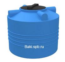 Баки для воды ЭВЛ черные, синие от производителя baki.spb.ru