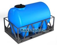 Баки в обрешетке  производителя baki.spb.ru