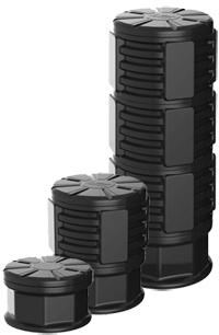 baki.spb.ru - Пластиковые кабельные колодцы.