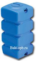 Емкости для воды Quadro W пластиковые  от производителя baki.spb.ru