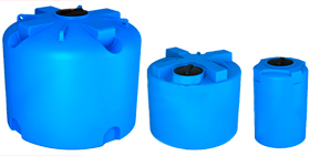 Баки для воды Т черные, синие от производителя baki.spb.ru
