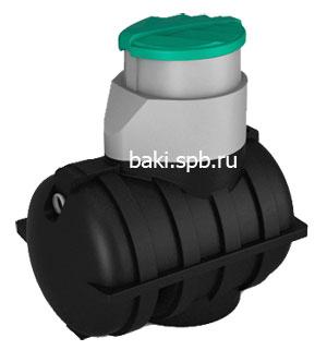baki.spb.ru - Емкости для воды подземные