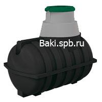 Баки для топлива подземные от производителя Baki.spb.ru