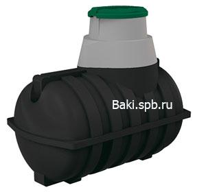 baki.spb.ru - Подземная емкость для дизельного топлива. Топливные баки.